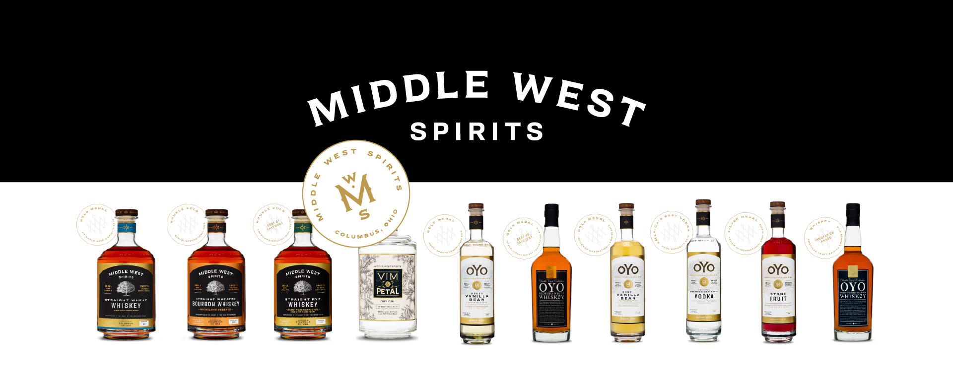 Imperial Beverage Middle West Spirits
