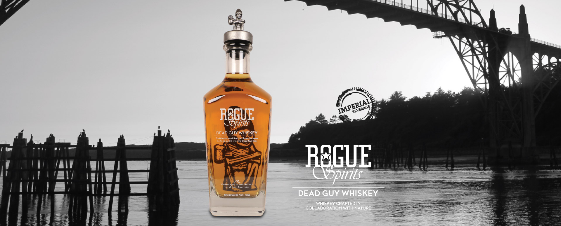 Imperial Beverage Rogue Spirits