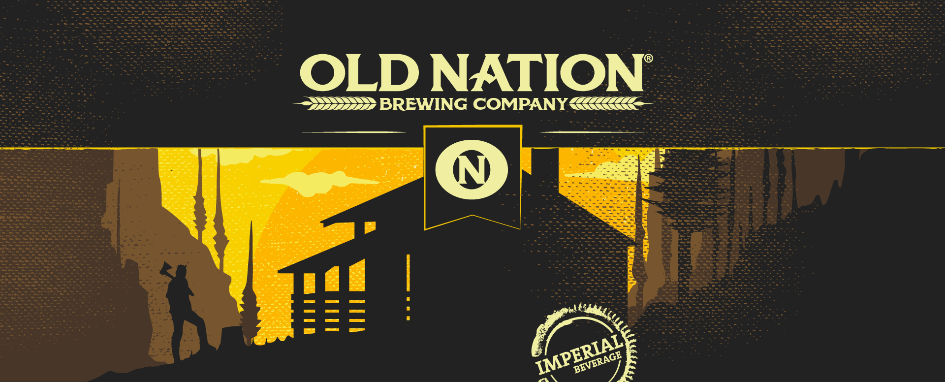 Imperial Beverage Old Nation