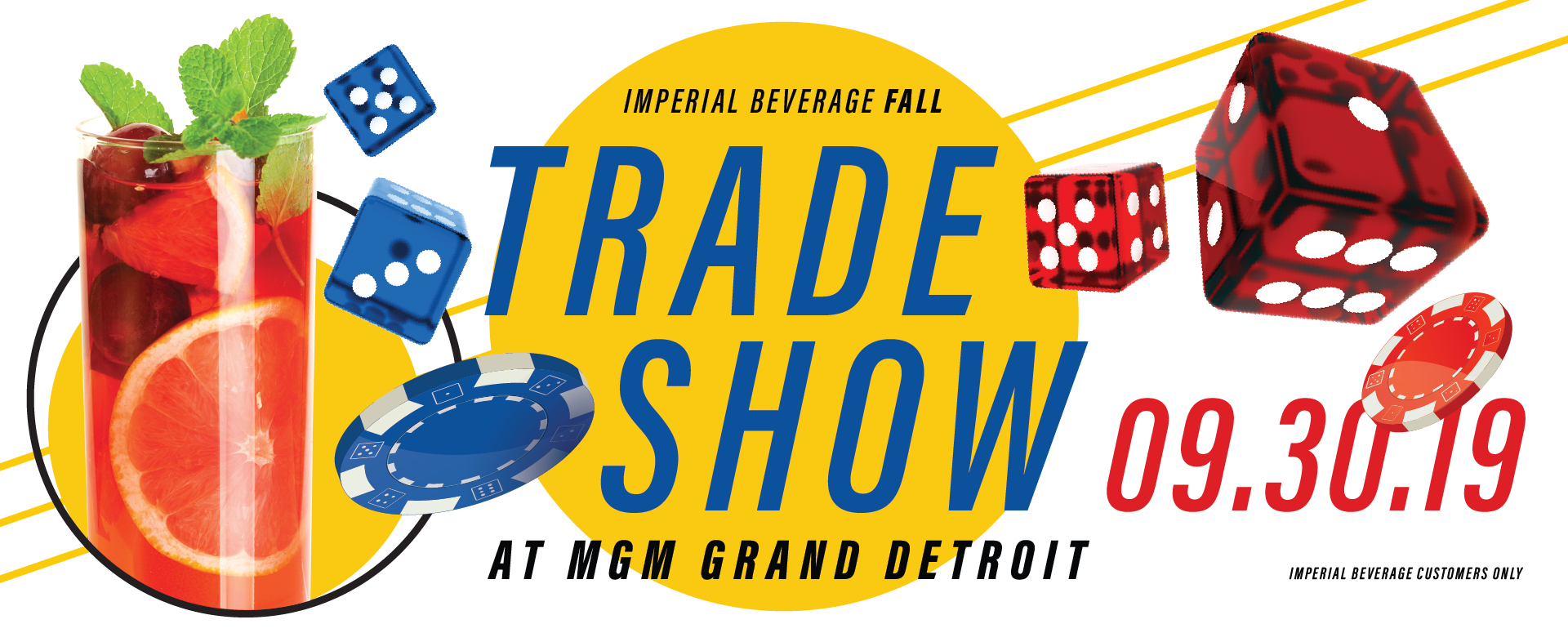 Imperial Beverage Trade Show