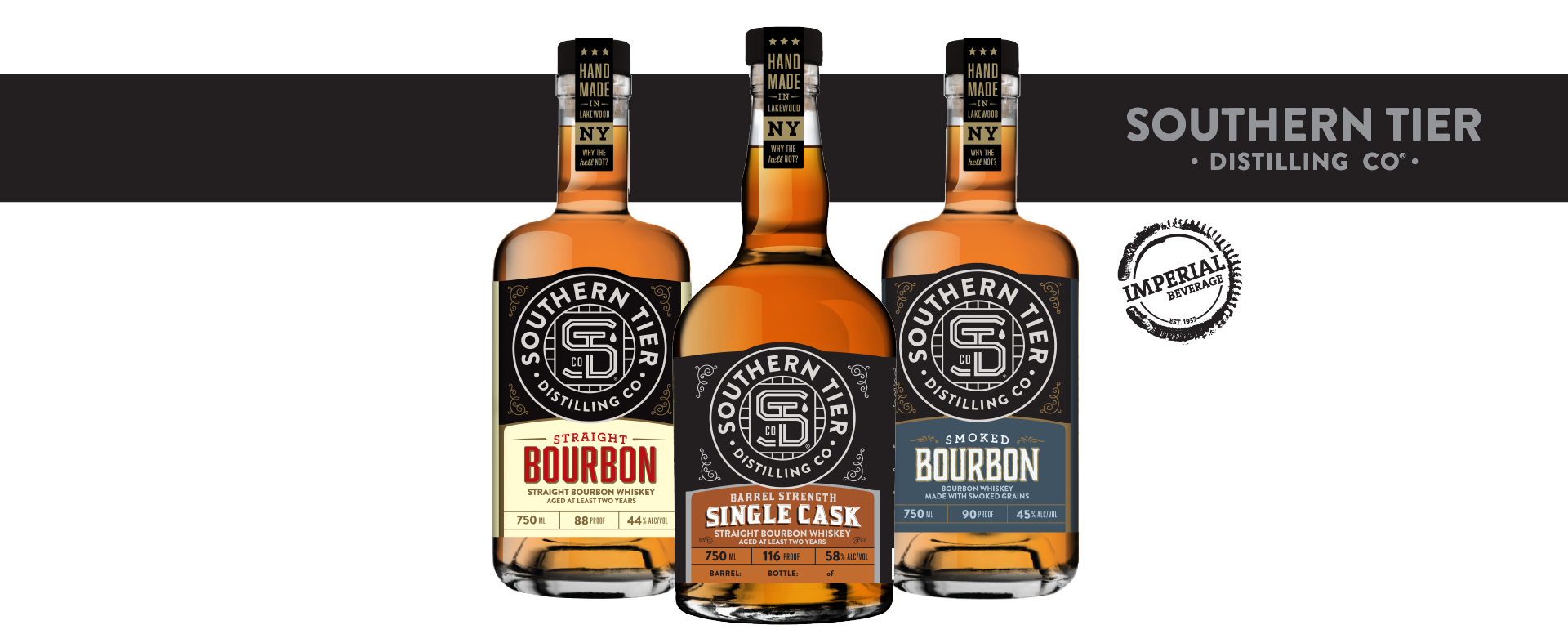 Imperial Beverage Southern Tier Distilling