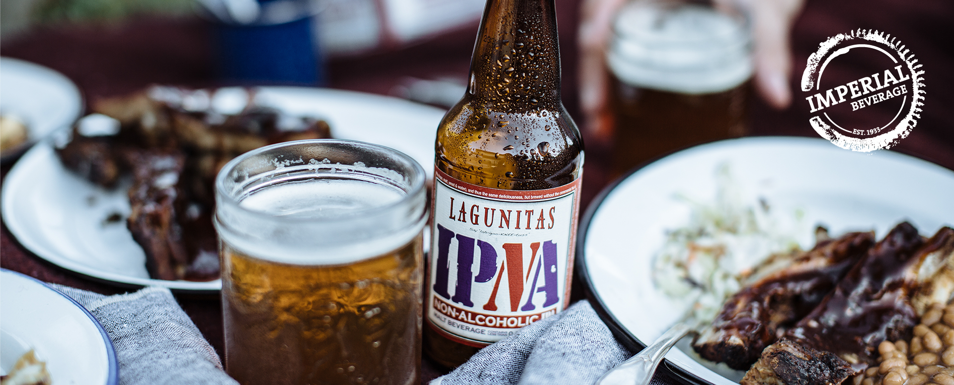 Imperial Beverage Lagunitas Brewing