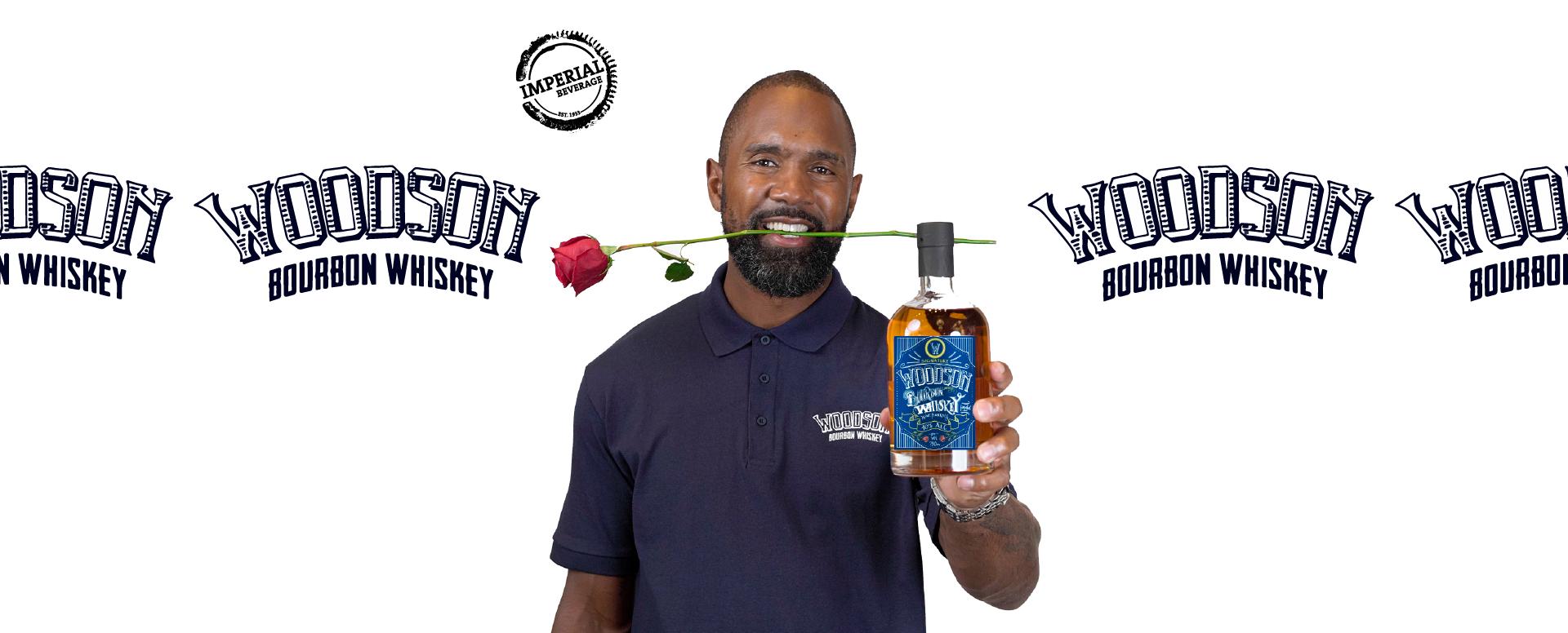 Imperial Beverage Woodson Bourbon