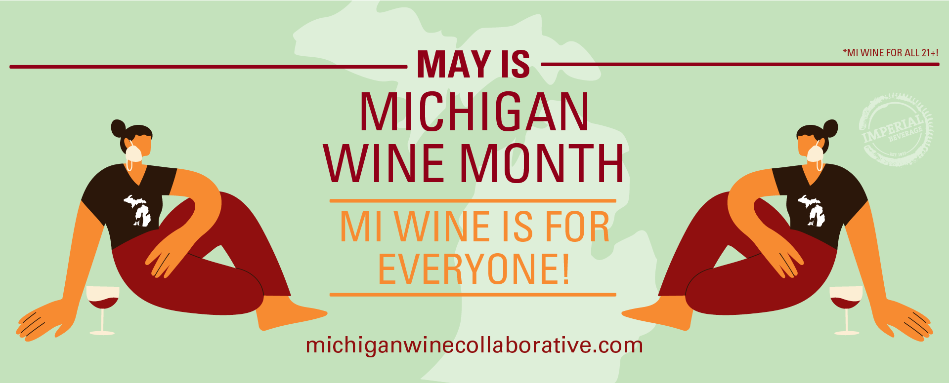 Michigan Wine Month Imperial Beverage